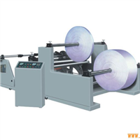 cross-cutting machine, separate machine, reel slitter
