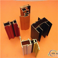 隔热断桥铝型材