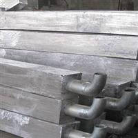铝合金牺牲阳极 螺栓式铝阳极 螺栓式铝牺牲阳极