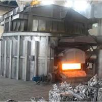 供:圆形熔铝炉