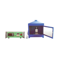 修建保温质料熄灭性能检测装配