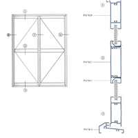供应各种工业型材及门窗型材