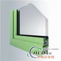 HD JWPK50系列节能外平开窗