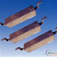 异性铝合金殉国阳极 铝合金阳极价钱 船用焊接式铝阳极 国标铝合金阳极