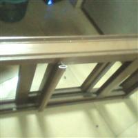 供应隔热断桥铝合金门窗幕墙建筑挤压彩色铝型材