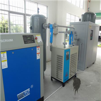 铝铸造制氮机、氮气设备、结晶器氮气机