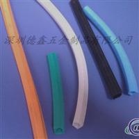 铝型材封条胶条  工业铝型材配件