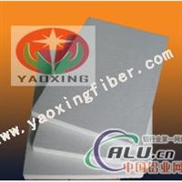 陶瓷纤维板 硅酸铝耐温防火板 窑炉背衬隔热板 机制板