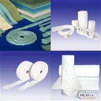 硅酸铝纤维布带绳套管 陶瓷纤维耐火保温纺织品
