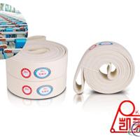 中温毛毡环带#挤压线冷床专用毡制品