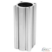铝合金薄形气缸管,冷拔、研磨确保高精度