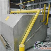 铝渣环保冷却收受吸收装配