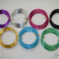 2011彩色铝线 漆包铝线