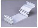 不规则超薄铝合金根据图纸开模