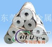 进口环保铝管,5052厚壁铝管价格