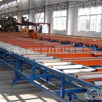 供應全自動鋁型材生產線