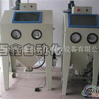 百鑫表面产品处理生产线喷砂设备机械