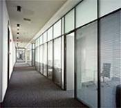 铝百叶玻璃隔断厂家直销