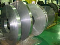 杭州鋁帶無瑕疵精密分條較薄0.01