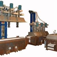 XPC600三轉子鋁液在線式精煉系統