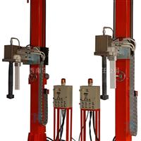 XPC320方通立柱形鋁液除渣除氣機