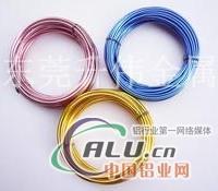 现货彩色铝线铝合金线生产商