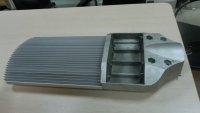2012款路灯散热器 散热片 机加工