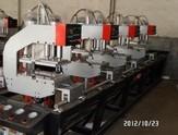 (普通焊)塑钢焊接机(无缝焊)