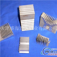 工业型材异型材散热器型材