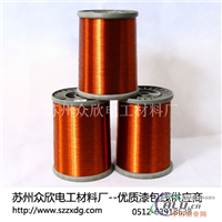 耐高温聚酯亚胺QZY铜包铝漆包线