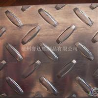 供应2号扁豆型花纹铝板