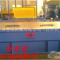 JCJX-17DL铝镁系列中拉丝机