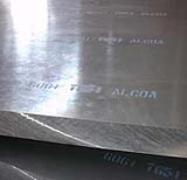 6061T651超声波铝板(模具铝板)
