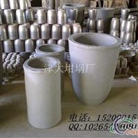 電阻爐熔鋁石墨坩堝,電爐坩堝¥