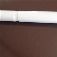 鋁管拉絲、噴砂、著色硬質氧化加工
