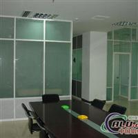 隔断墙,玻璃隔断材料,铝合金隔断