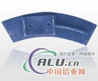 重慶南方路基耐磨件攪拌機配件