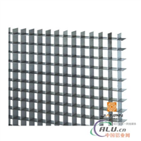 铝蜂窝芯ECCA格栅片
