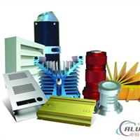 电筒铝、铝合金手电筒外壳铝合金表面处理氧化色板铝材表面