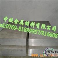 进口A2024超硬厚壁铝合金管,耐高温2024铝合金方管