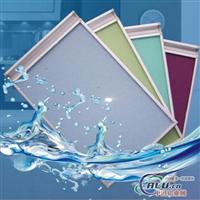 晶钢橱柜门铝材、晶钢门贴膜、晶钢门材料