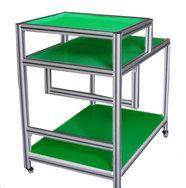 工业铝型材框架,铝型材支架,铝型材货架
