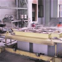 同水平热顶铸造机 出售铸造机