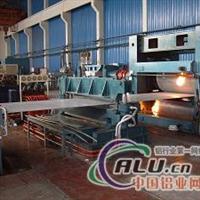 铝加工设备铝材挤压设备1850型水平式铝铸轧机