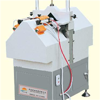LJVW60 塑料型材V型切割鋸