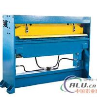 鋁材、不銹鋼等金屬材料液壓剪板機