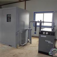 6063铝熔铸精炼制氮机价格、熔铝炉氮气设备价格