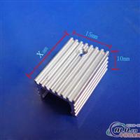 大量供应铝合金散热器