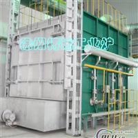 供應燃氣臺車爐