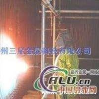 锅炉受热面耐磨耐蚀喷涂